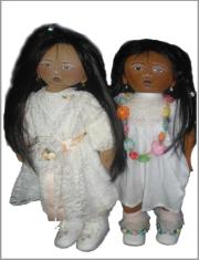 lorna paris cloth doll